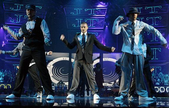 EMA 2006   Showstopping Performances Justin Timberlake   571x365