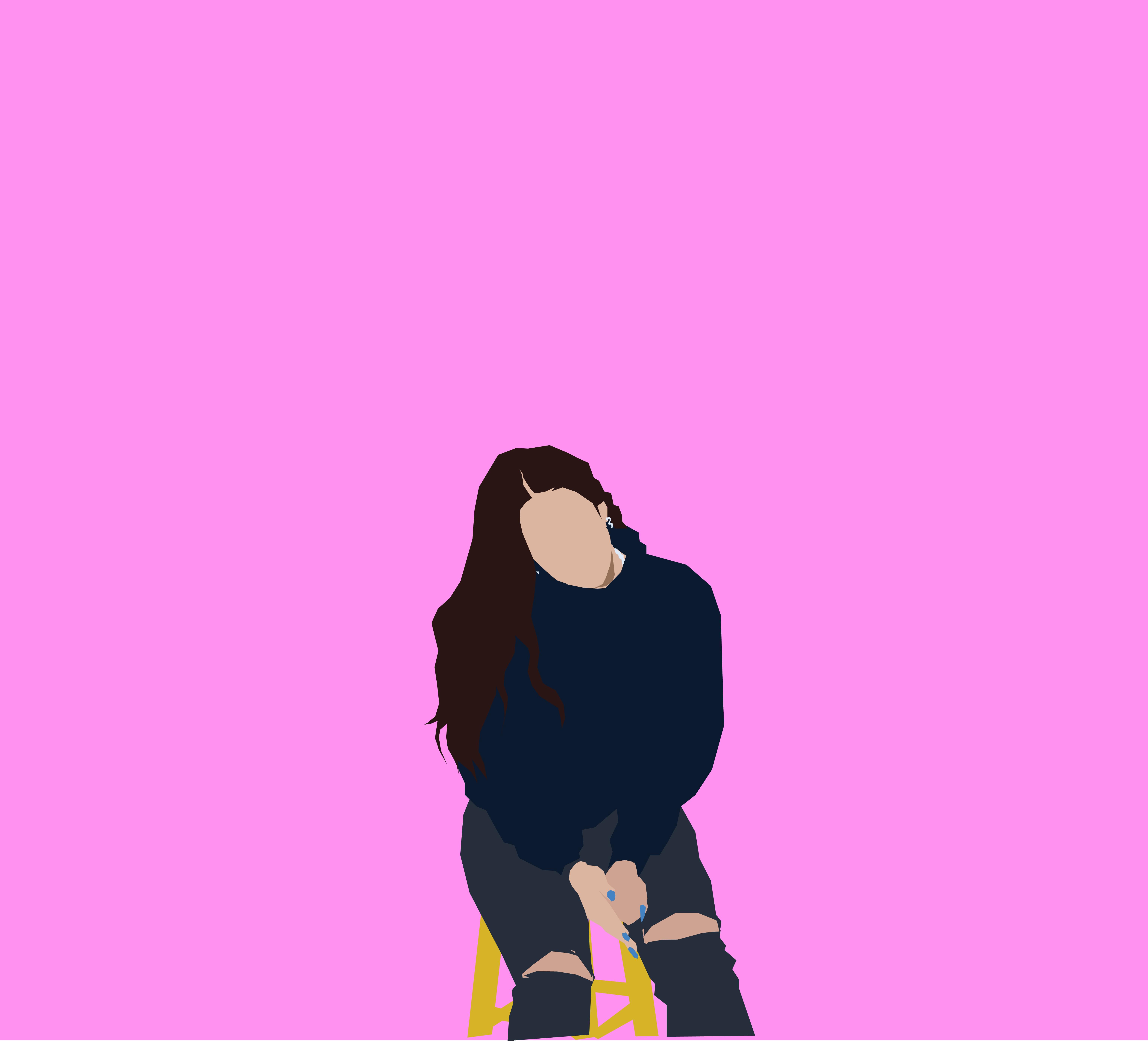 2020 VMA | Artist Spotlight Flipbook Tate McRae by Hamed Hazel