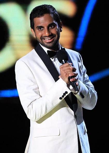 Movie & TV Awards 2010 | Host Aziz Ansari | 420x600