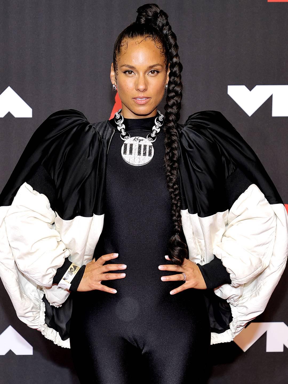MTV Video Music Awards 2021 | The Best of the VMAs 2021 Red Carpet | Alicia Keys | 1080x1440