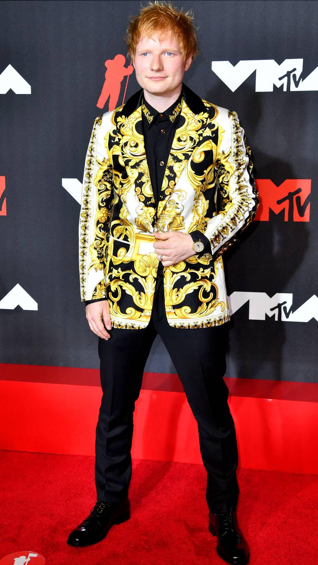 MTV Video Music Awards 2021 | The Best of the VMAs 2021 Red Carpet | Ed Sheeran | 1080x1920