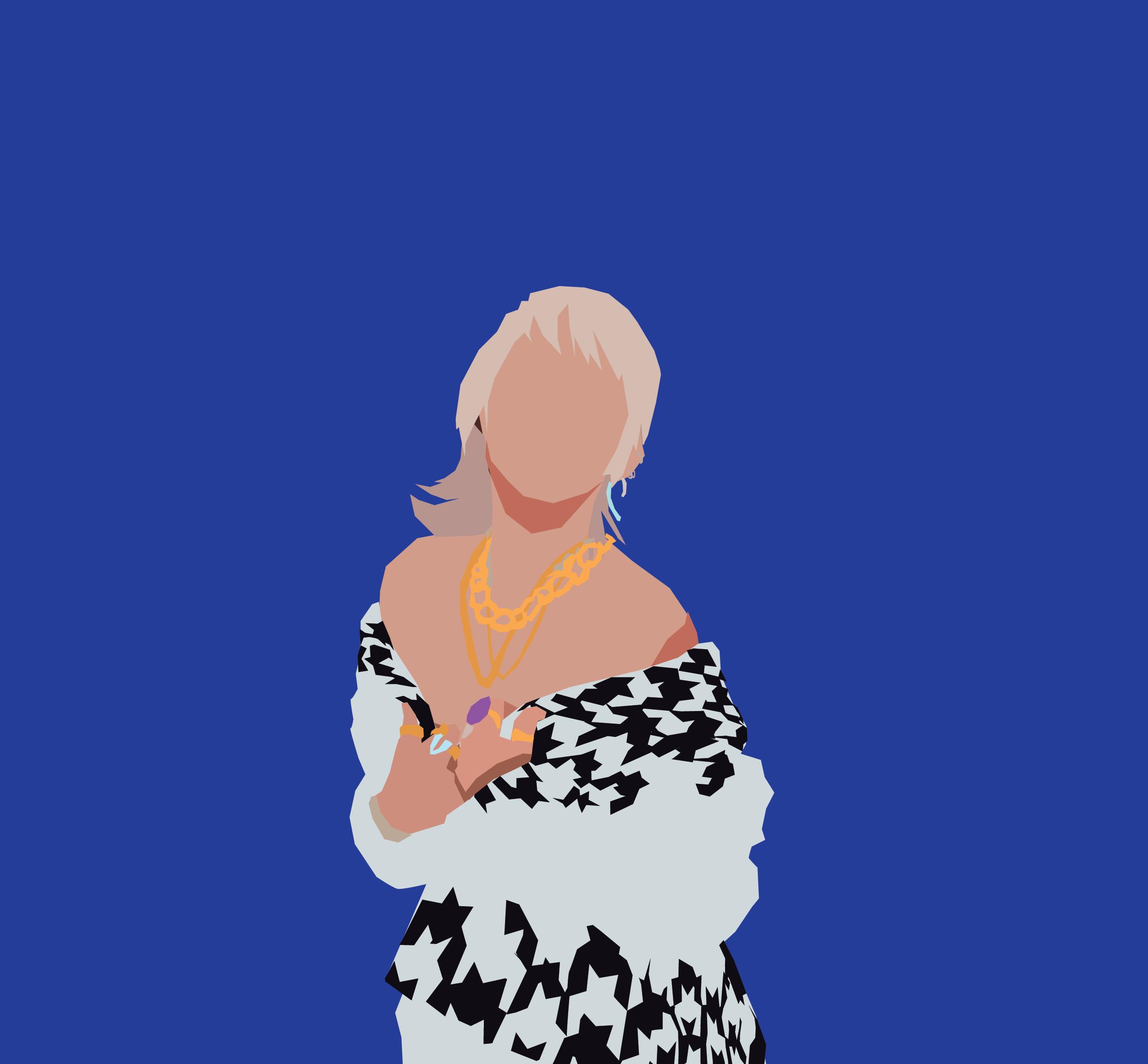 2020 VMA | Artist Spotlight Flipbook Miley Cyrus by Hamed Hazel (IG: @hamedhazel)