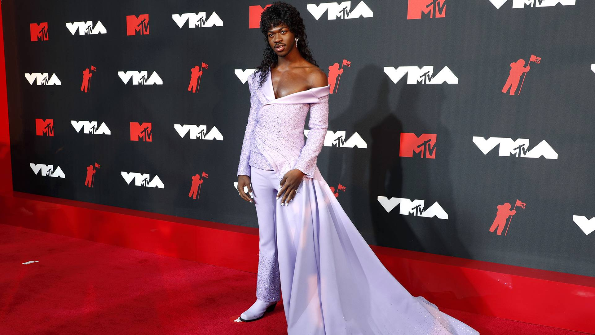 MTV Video Music Awards 2021 | The Best of the VMAs 2021 Red Carpet | Lil Nas X | 1920x1080