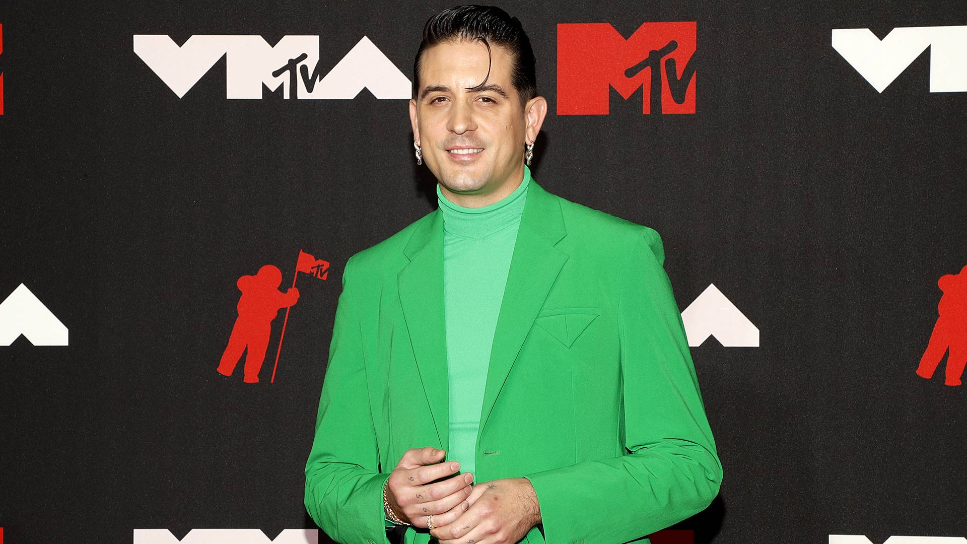 MTV Video Music Awards 2021 | The Best of the VMAs 2021 Red Carpet | G-Eazy | 1920x1080