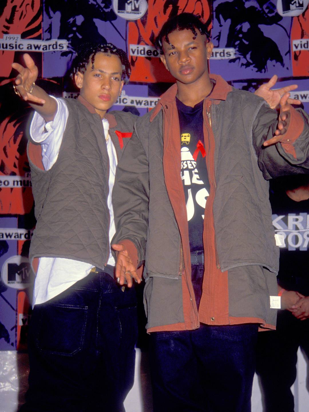 MTV Video Music Awards 2021   Are These MTV VMA 90s Looks Making a Comeback?   Kris Kross   1080x1440