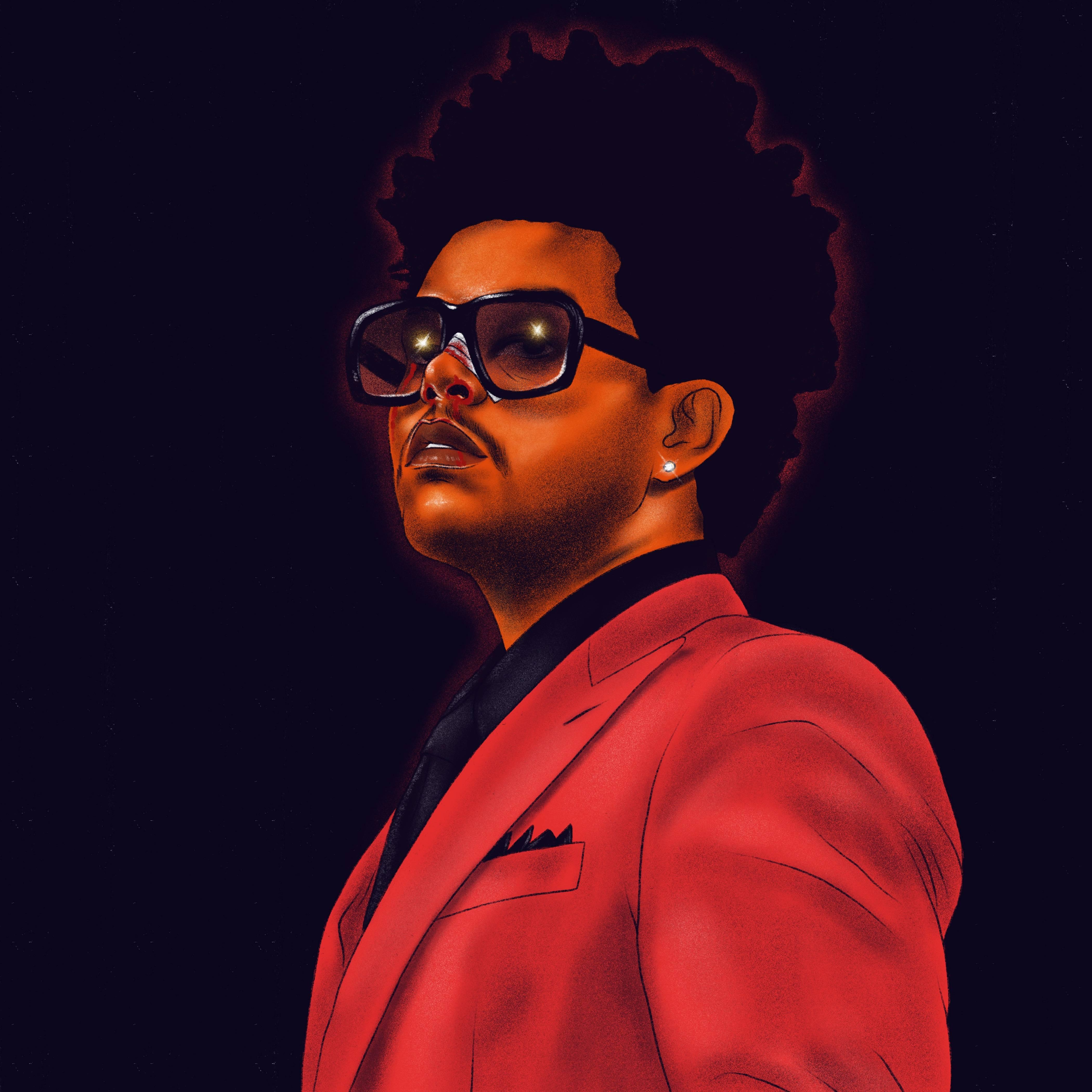 2020 VMA | Artist Spotlight Flipbook The Weeknd by Rachelle Baker-Martin
