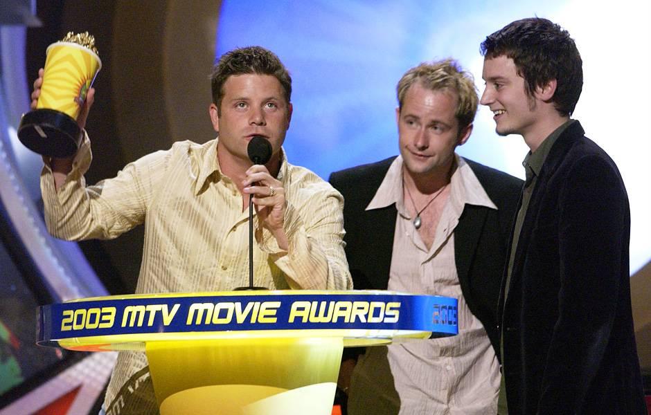 Movie & TV Awards 2003   Best Movie Winner Lord of the Rings   940x600