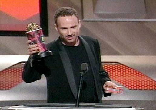 Movie & TV Awards 1996   Best Movie Winner Seven   515x365