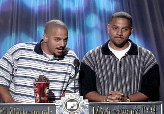 Movie & TV Awards 1994   Best Movie Winner Menace II Society   526x365
