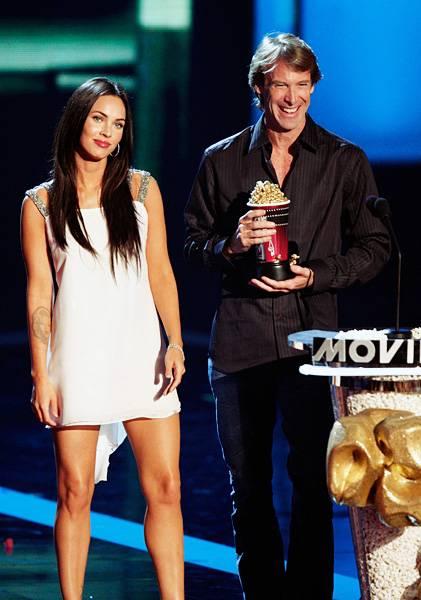 Movie & TV Awards 2008   Best Movie Winner Transformers   421x600