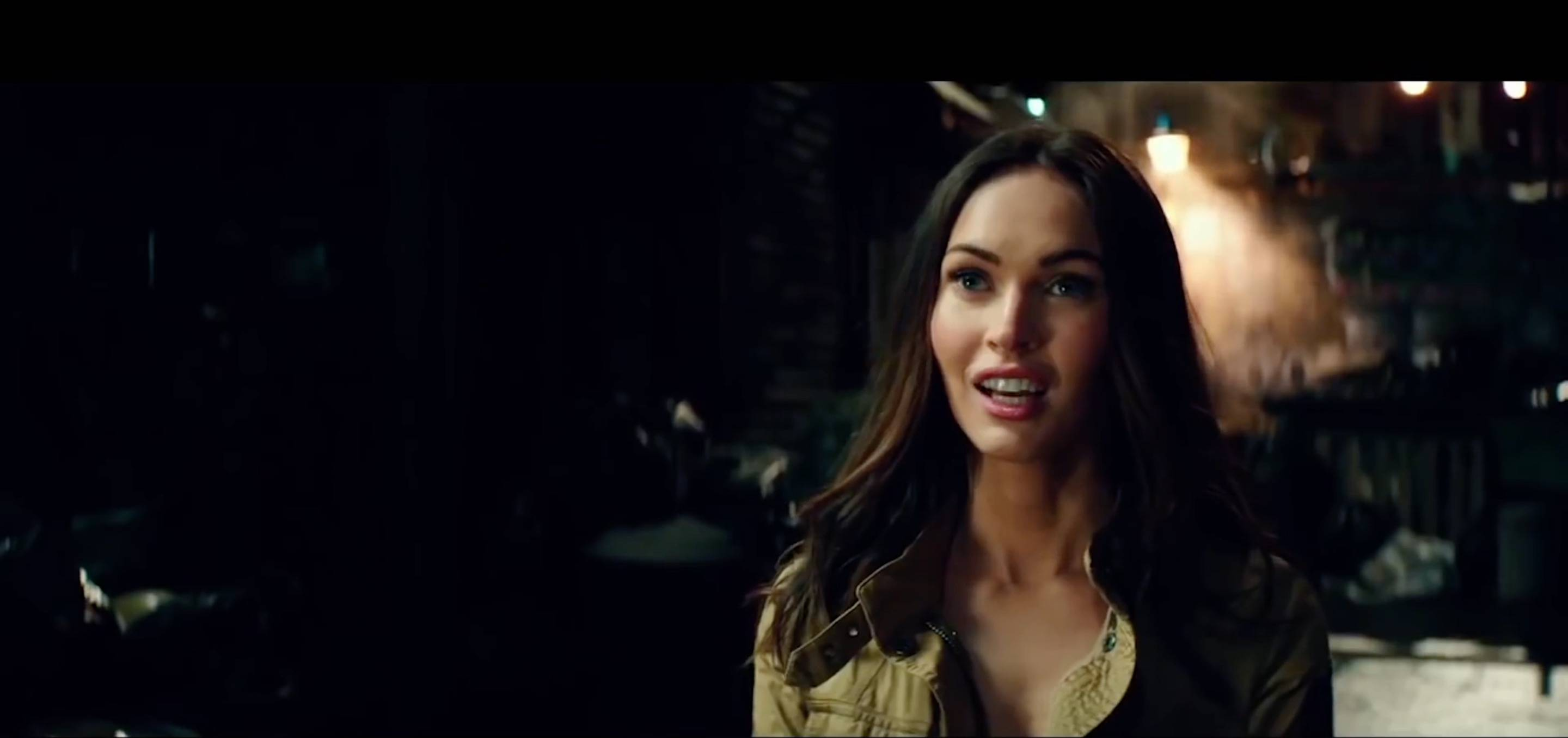 1c3a19e1b32f Megan Fox Behind the Scenes on 'Teenage Mutant Ninja Turtles 2' - MTV News  (Video Clip) | VMA