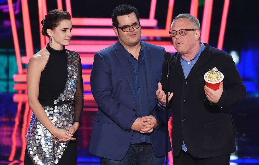 Movie & TV Awards 2017   Best Movie Winner Beauty and the Beast   902x576