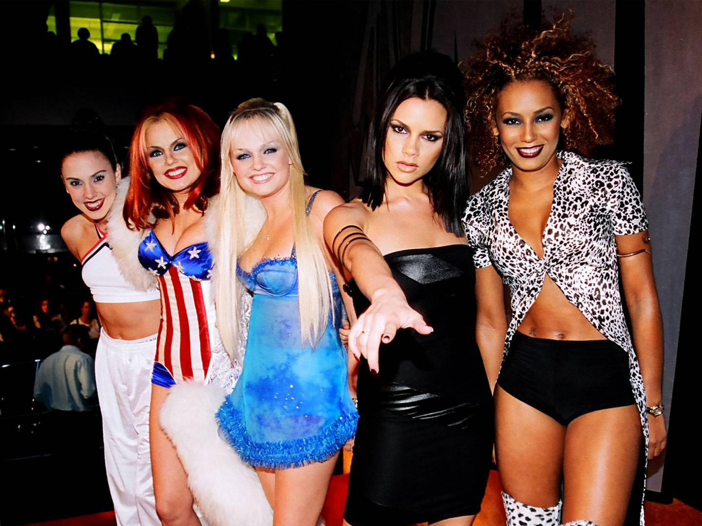 MTV Video Music Awards 2021   Are These MTV VMA 90s Looks Making a Comeback?   Spice Girls   14400x1080