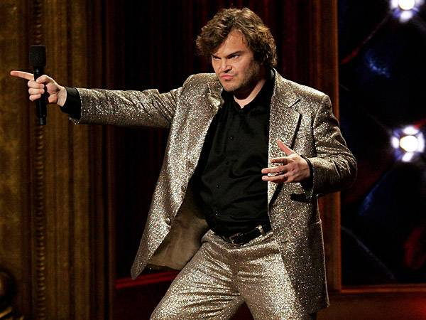 Funnyman Jack Black rocked the 2006 VMAs with plenty of jokes, crazy outfits and even lit himself on fire for the sake of entertainment. Thanks for the laughs, Jack! (Getty Images)