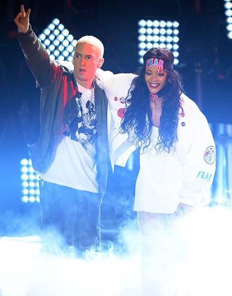 Movie & TV Awards 2014 | Best Duos Eminem/Rihanna | 469x600