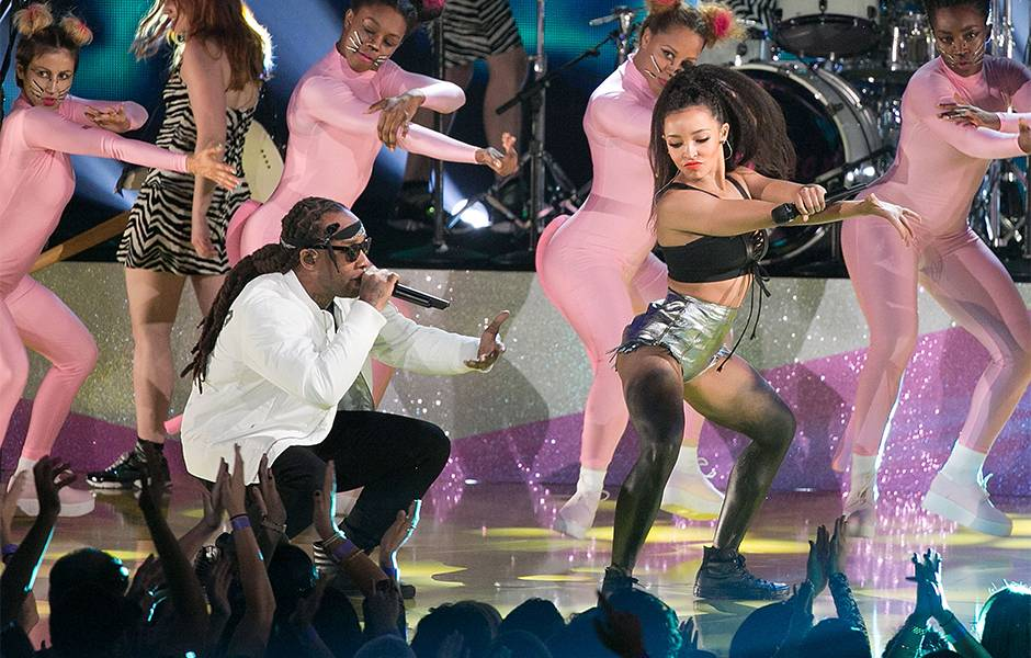 Movie & TV Awards 2015 | Best Duos Tinashe/Ty Dolla Sign | 940x600