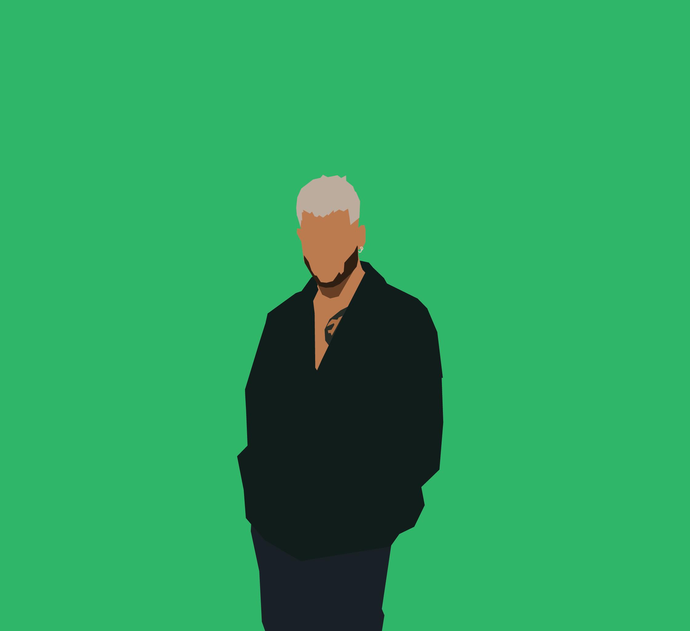 2020 VMA | Artist Spotlight Flipbook Maluma by Hamed Hazel