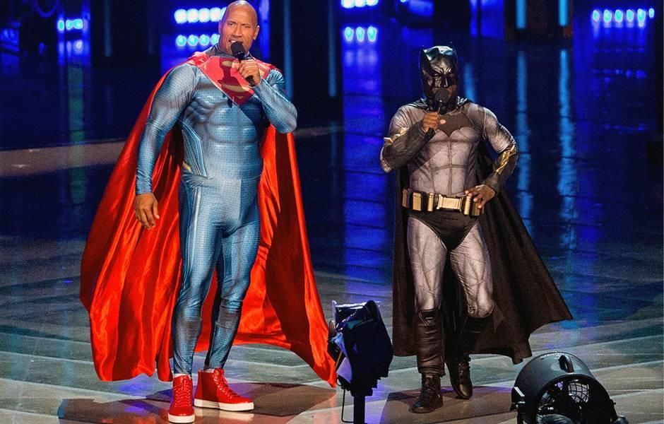 Movie & TV Awards 2016 | Best Duos Dwayne Johnson/Kevin Hart | 940x600