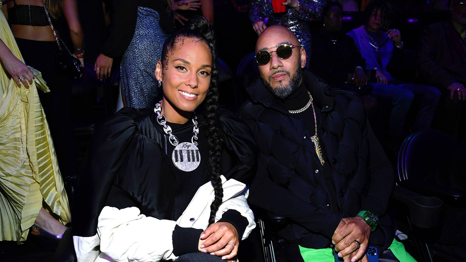 2021 VMAs   Highlight Gallery Alicia Keys/Swizz Beatz   1920x1080