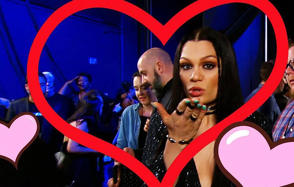 Movie & TV Awards 2015 | Love Is On Jessie J | 940x600