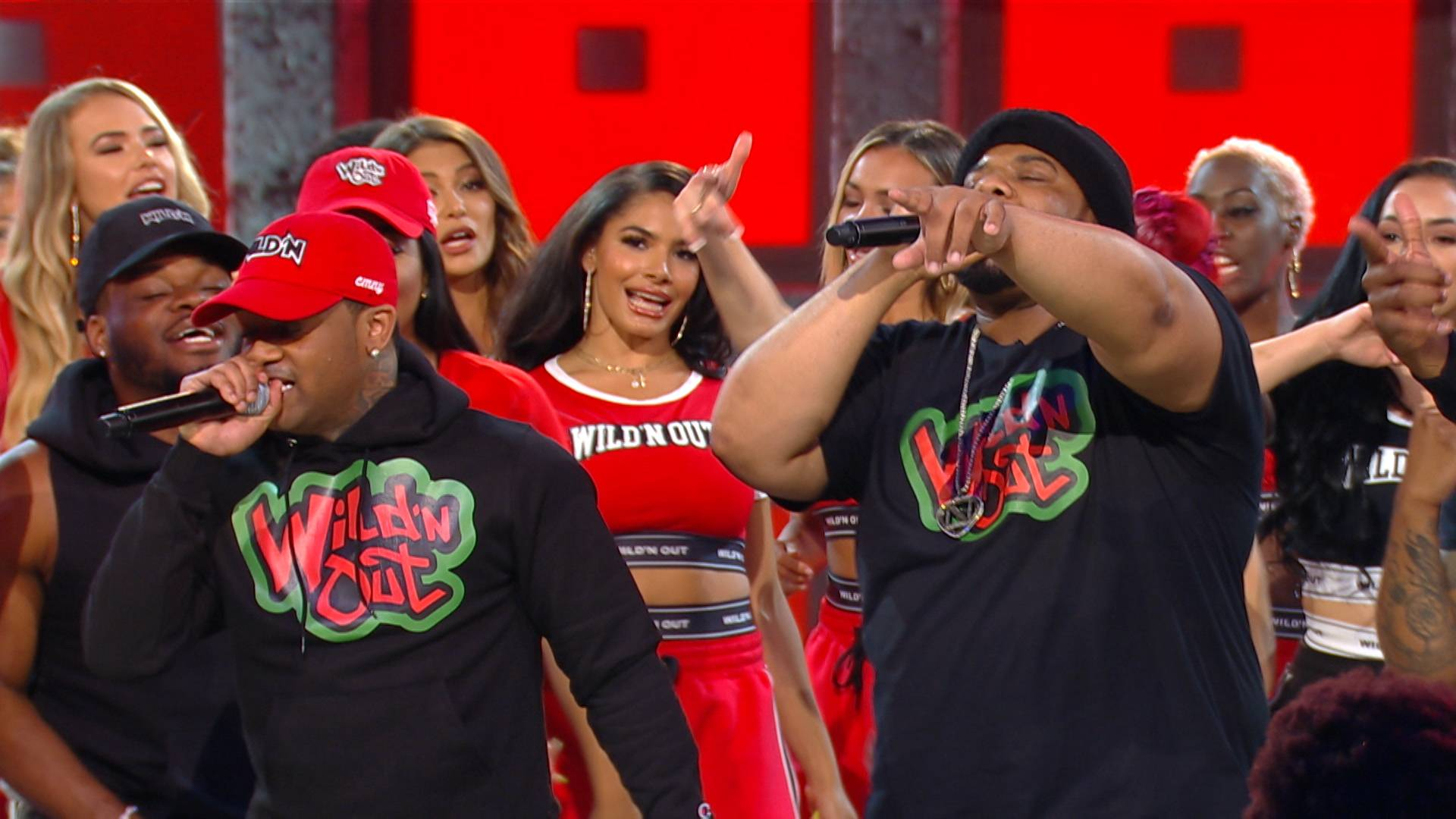 Black Squad Make Me Mad Nick Cannon Presents Wild N Out
