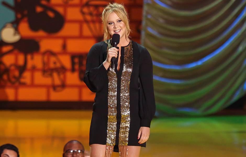Movie & TV Awards 2015 | Host Amy Schumer | 1920x1080