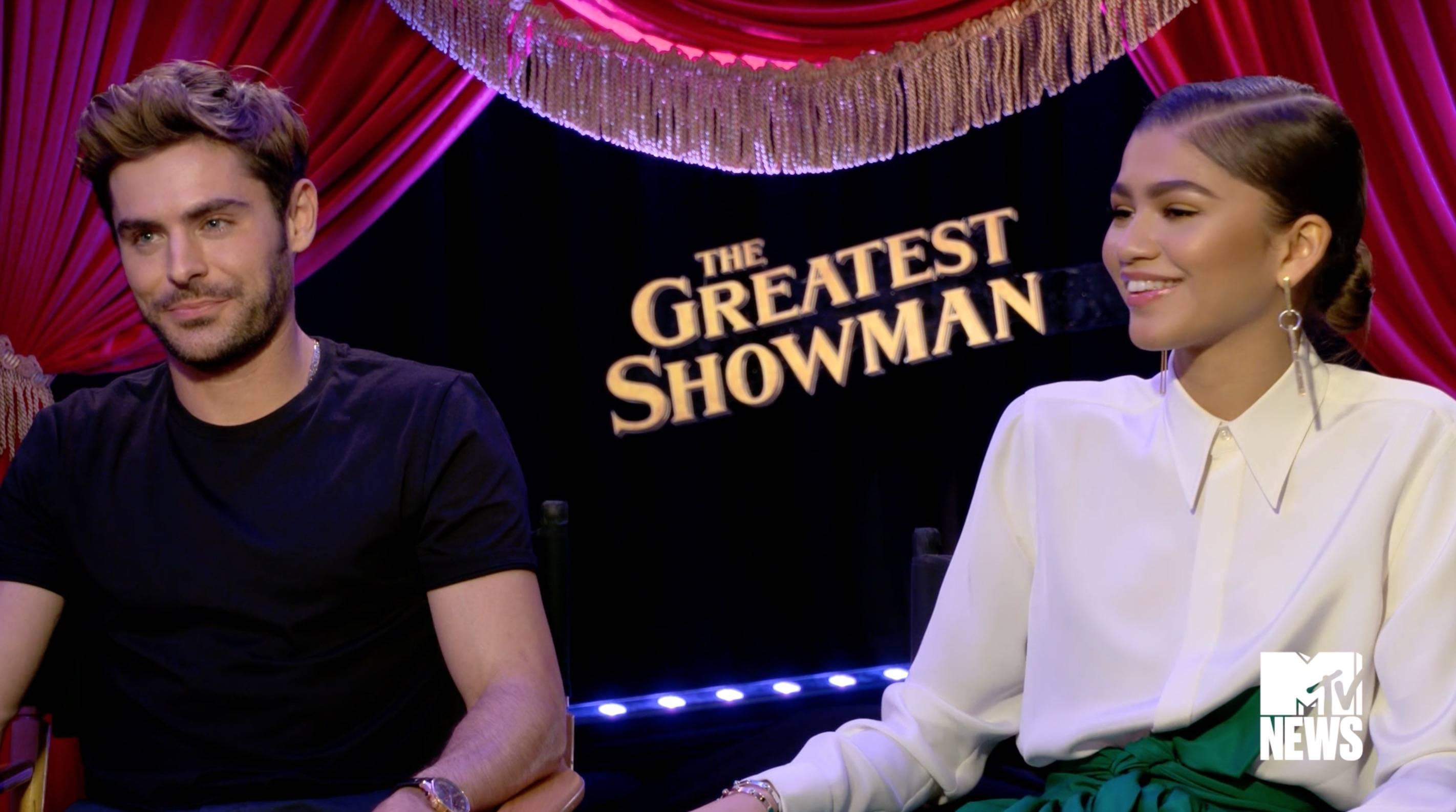 The Great Showman: Zendaya and Zac Efron's Magic