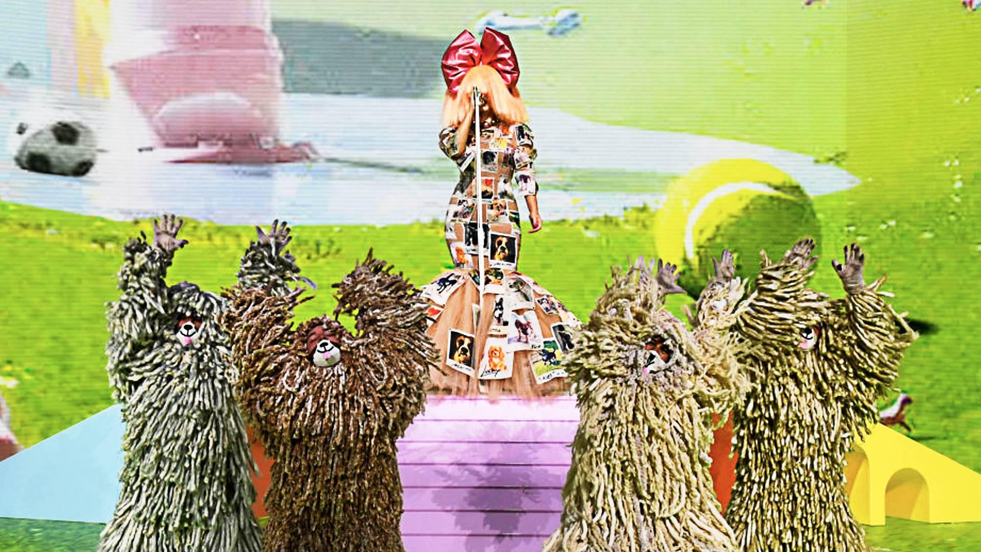 MATVA Golden Goats | Show Highlights Flipbook | Sia Performance w/ Dancers | 1920x1080