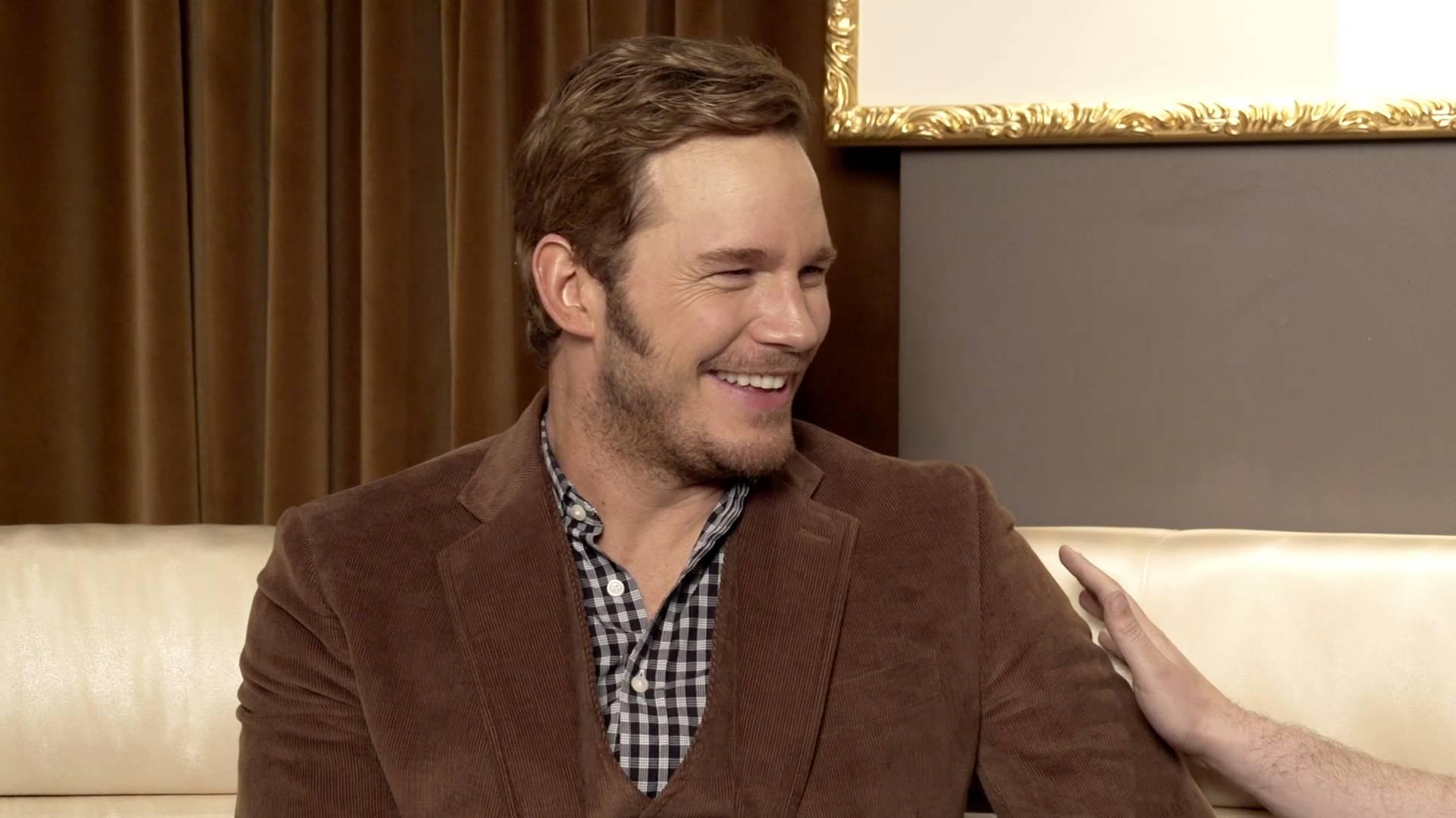 Chris Pratt on His Many Blockbusters at CinemaCon