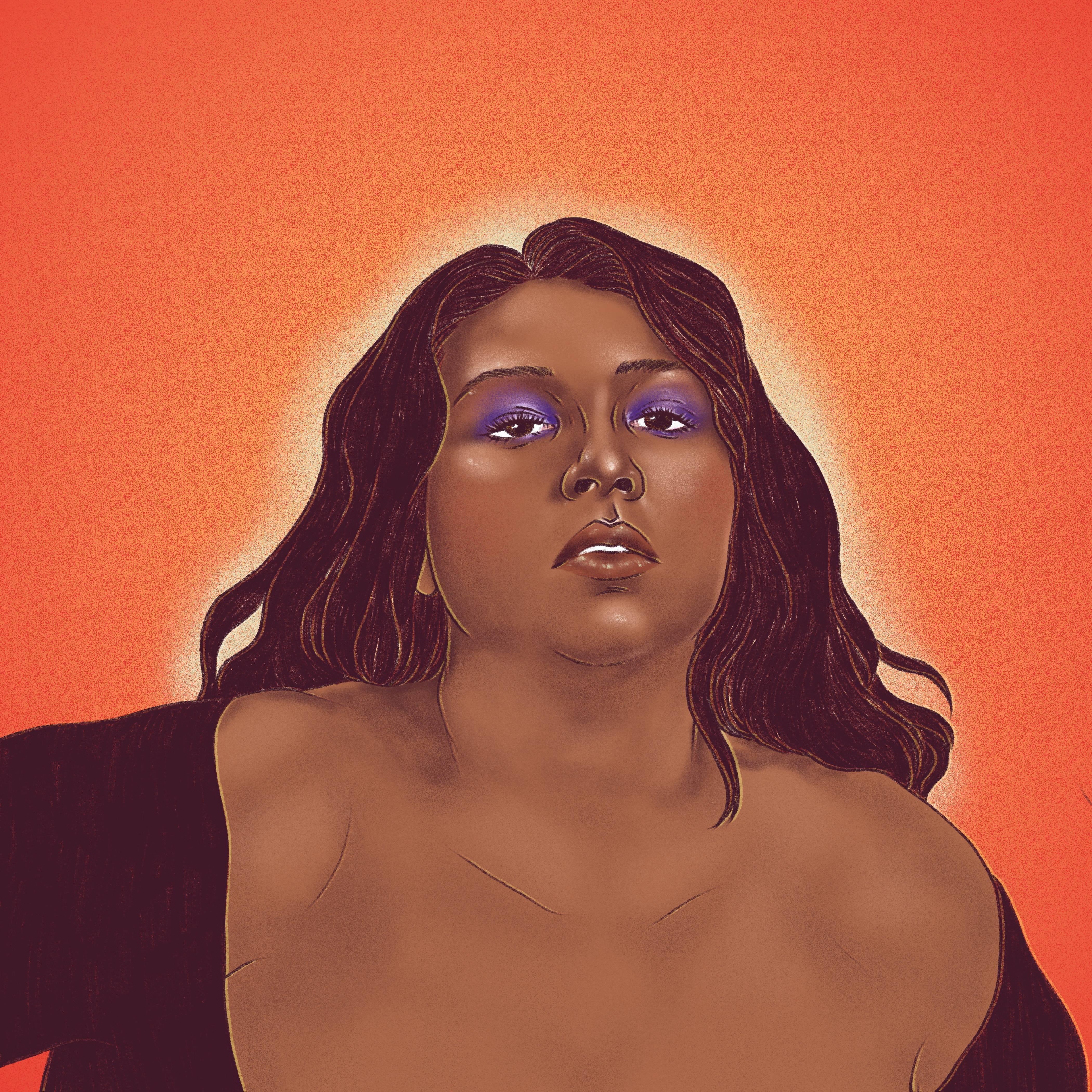 2020 VMA | Artist Spotlight Flipbook Lizzo by Rachelle Baker-Martin