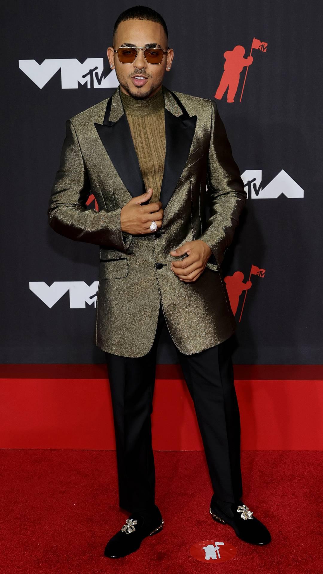 MTV Video Music Awards 2021 | The Best of the VMAs 2021 Red Carpet | Ozuna | 1080x1920
