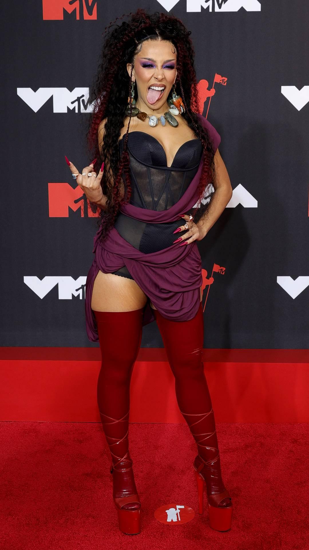 MTV Video Music Awards 2021 | The Best of the VMAs 2021 Red Carpet | Doja Cat | 1080x1920