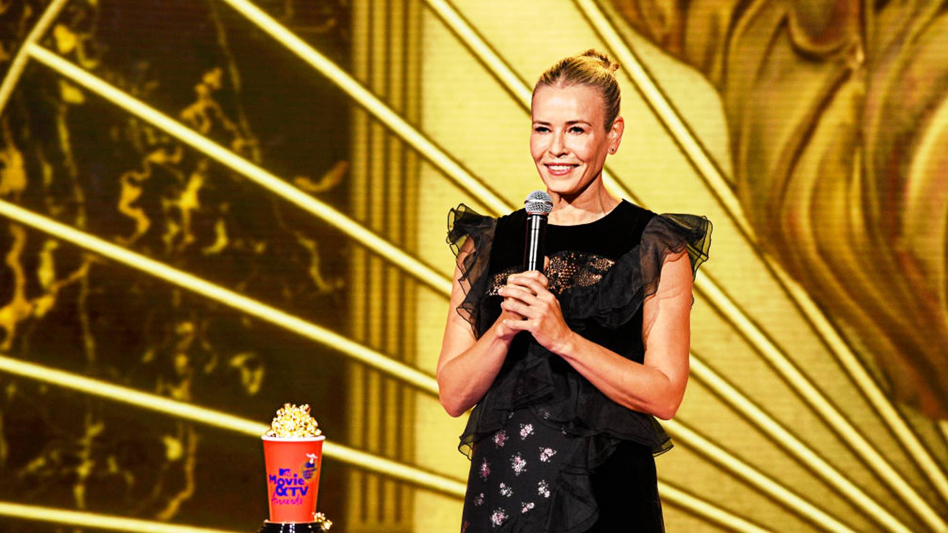 MTV Movie & TV Awards: Greatest of All Time | Behind The Scenes | Chelsea Handler | 1920x1080