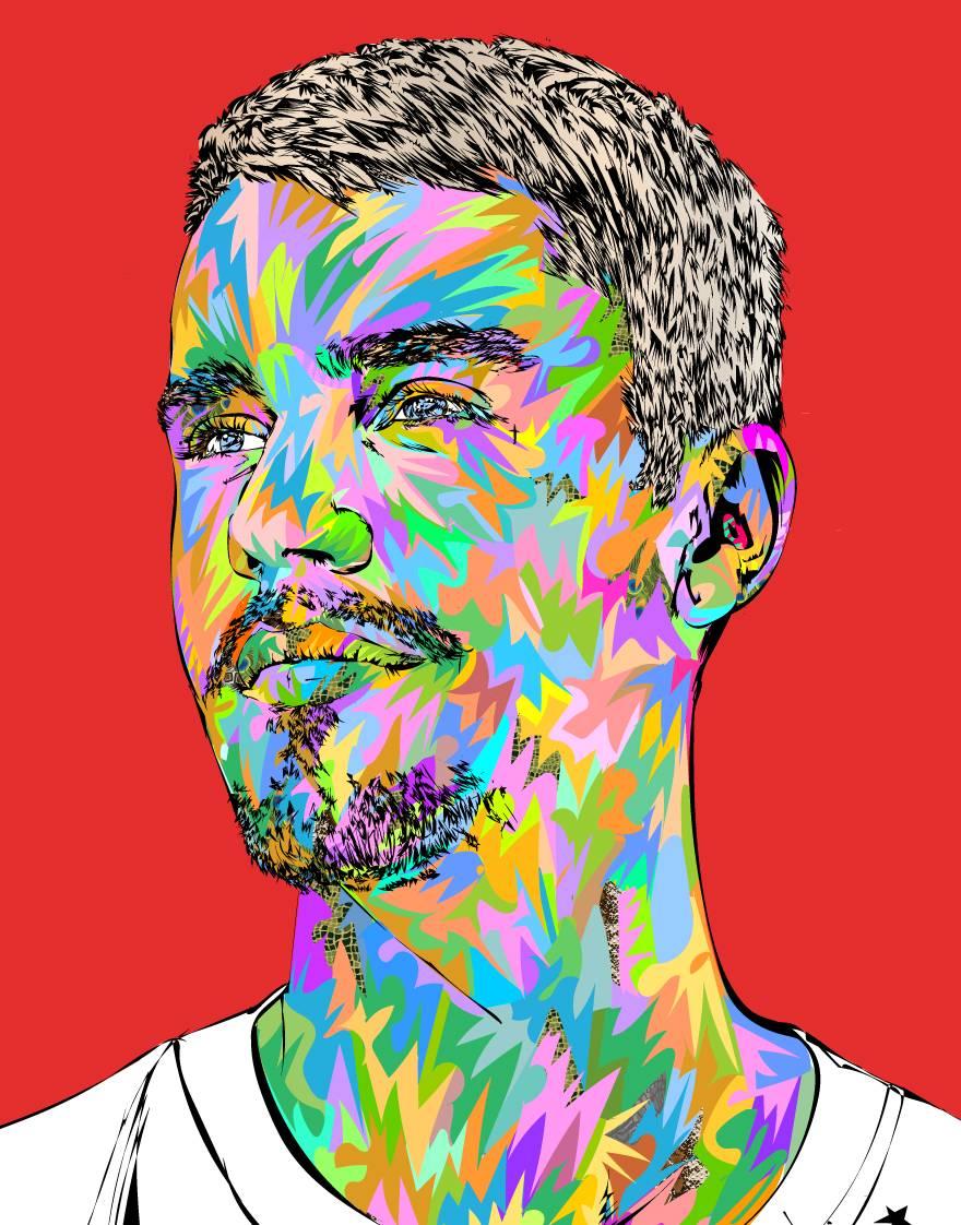 2020 VMA | Artist Spotlight Flipbook Justin Bieber by Joshua Williams
