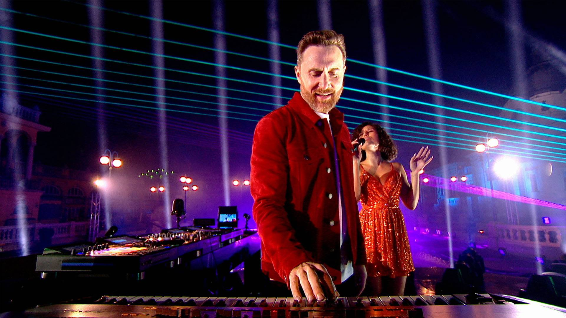 "EMA 2020   David Guetta featuring RAYE - ""Let's Love""   1920x1080"