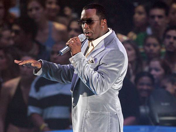 From Puff Daddy to P. Diddy to Diddy, this rapper may have trouble sticking with a name, but when it came to hosting the 2005 VMAs, he did it without a hitch. (Getty Images)