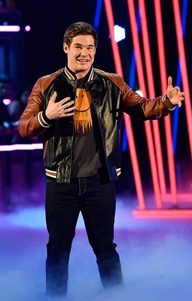 Movie & TV Awards 2017 | Host Adam DeVine | 380x600