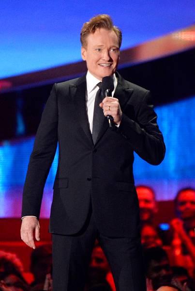 Movie & TV Awards 2014 | Host Conan O'Brien | 400x600