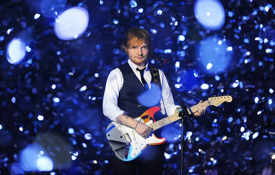 EMA 2014   Showstopping Performances Ed Sheeran   940x600