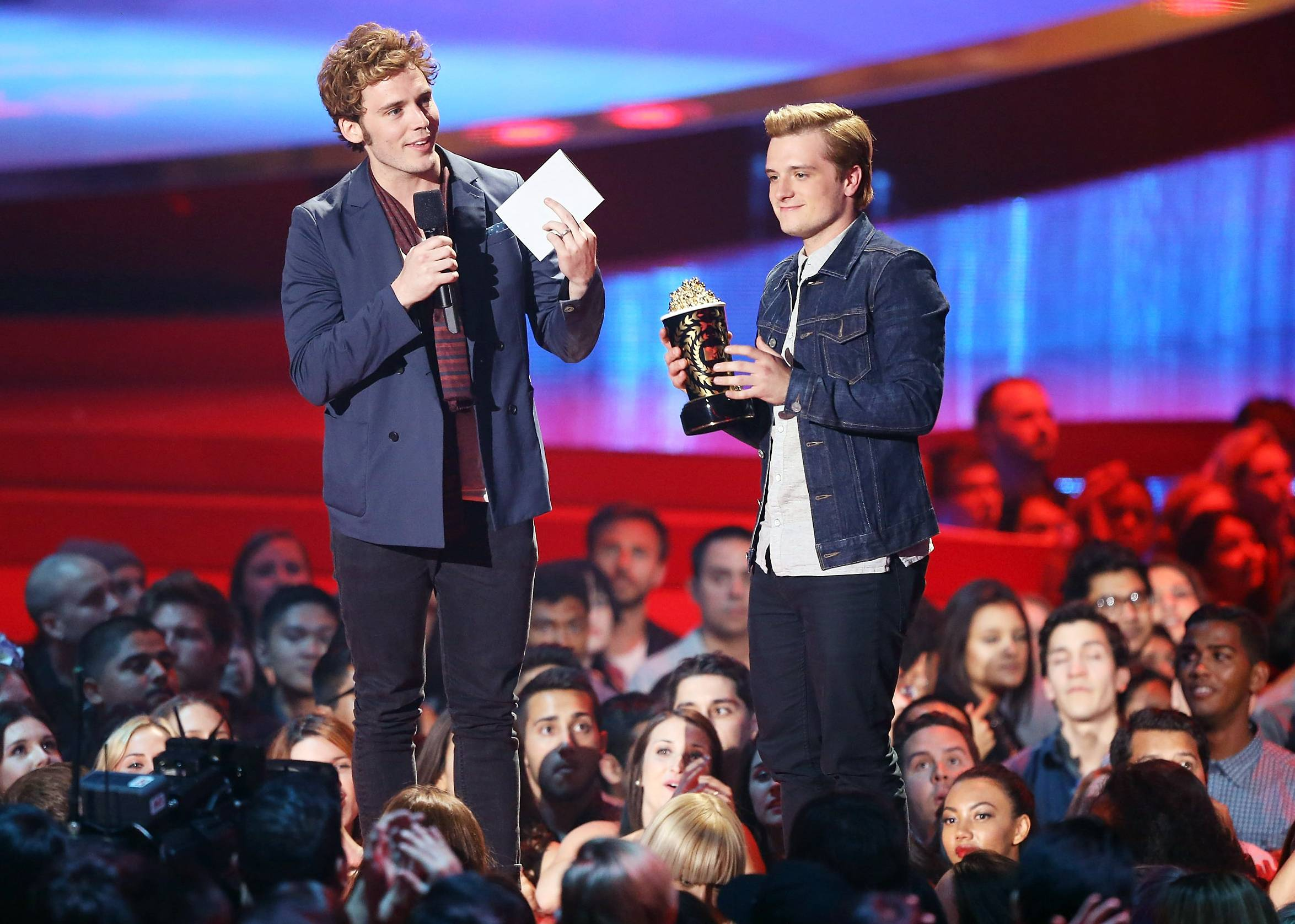 Movie & TV Awards 2014   Best Movie Winner Hunger Games   2349x1676