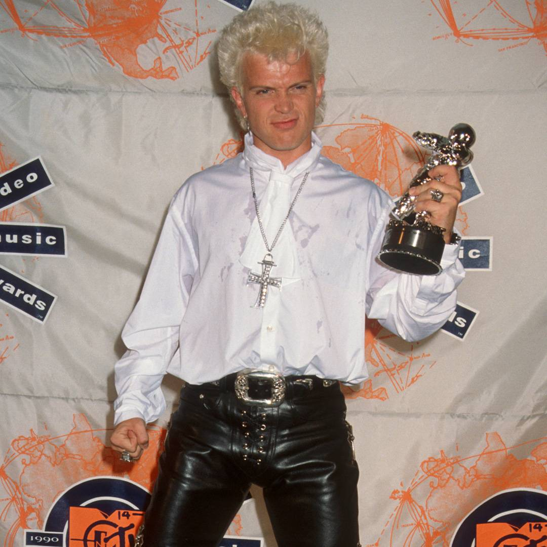 MTV Video Music Awards 2021   Are These MTV VMA 90s Looks Making a Comeback?   Billy Idol   1080x1080