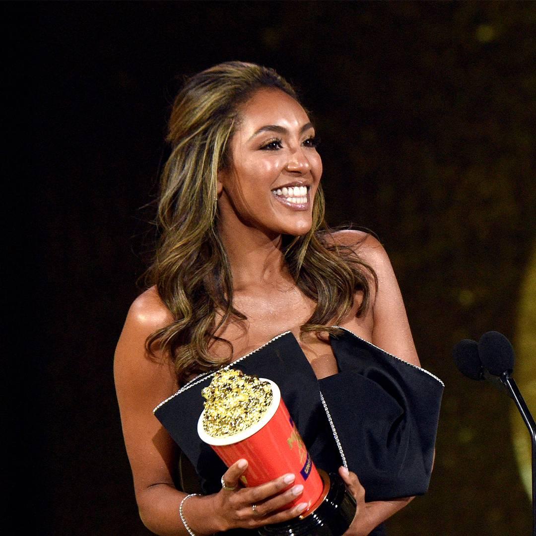MTV Movie & TV Awards: UNSCRIPTED 2021 | Highlights Gallery | Tayshia Adams | 1920x1080