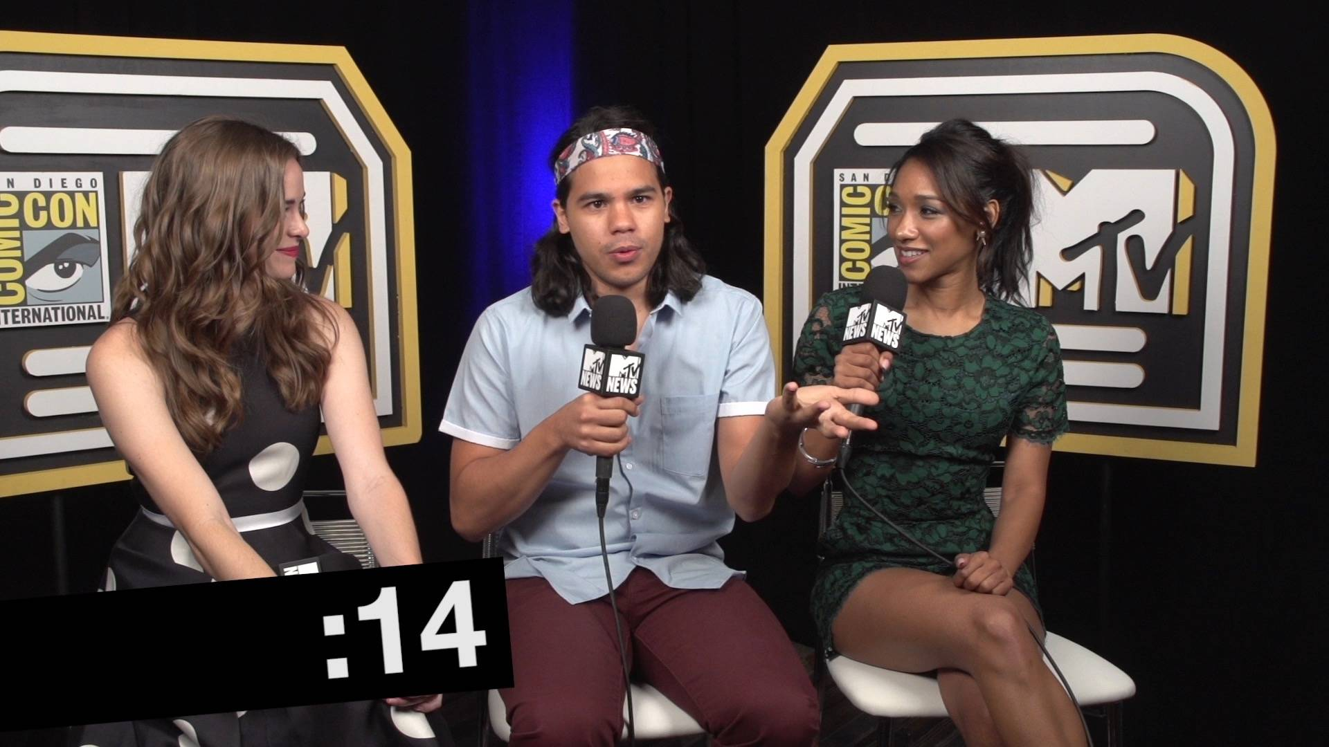711ec7a929e5 'The Flash' Cast Gets You Caught Up in 30 Seconds - MTV News (Video Clip) |  VMA