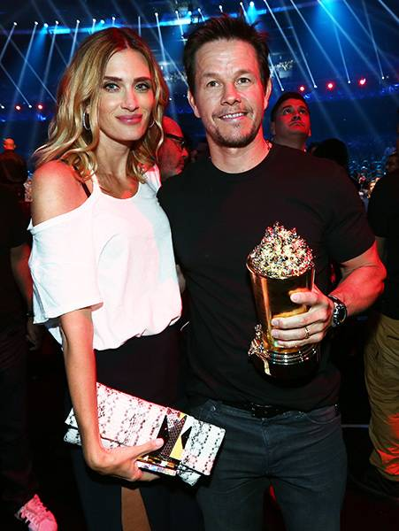 Movie & TV Awards 2014 | Love Is On Rhea Durham/Mark Wahlberg | 451x600