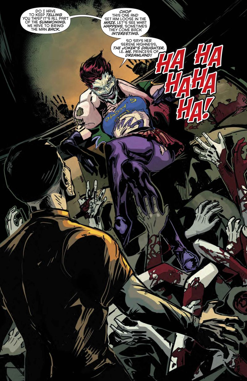 Batman Eternal 6 Post Game With Writer Ray Fawkes Mtv Deacon blackfire is a fictional supervillain in dc comics. batman eternal 6 post game with