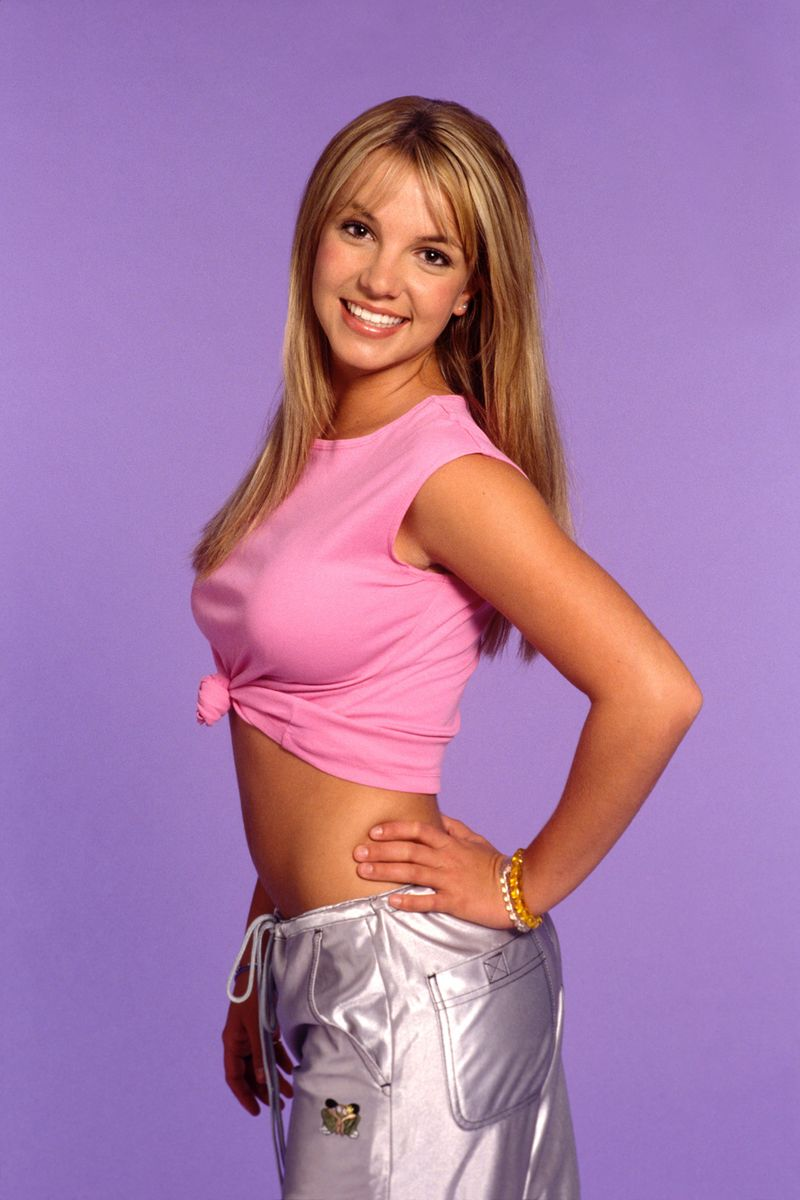 13 Photos That Prove Britney Spears Is Queen Of The Crop Top - MTV