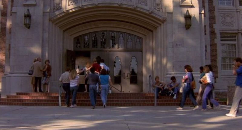 Basically Every Movie Ever Was Filmed At This One High