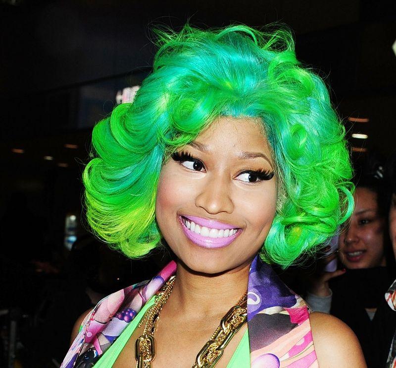 37 Photos Where Nicki Minaj Looks Like Completely Different People Mtv