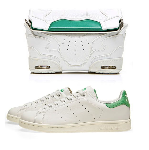 stan smith alexander wang - 56% remise