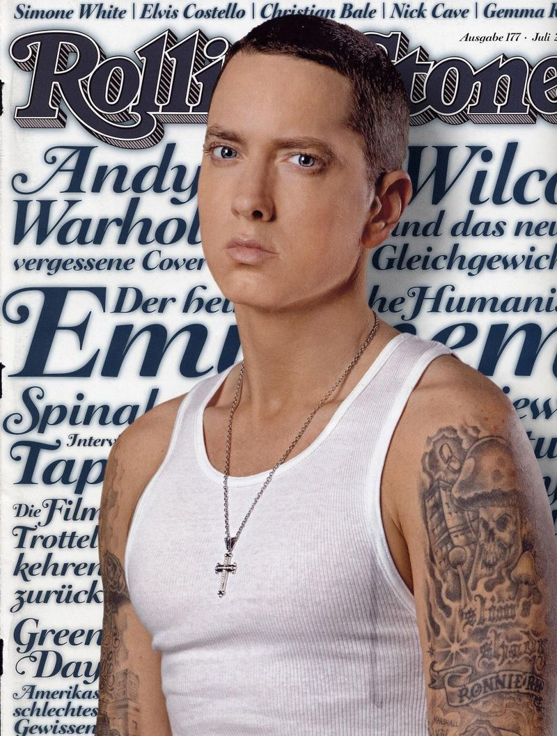 21 'Rolling Stone' Covers Featuring White Tanks (Including